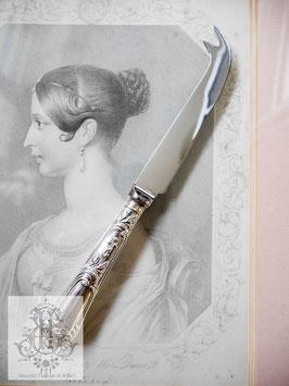 219. チーズナイフ/シルバープレートハンドル(英1900年代半ば)