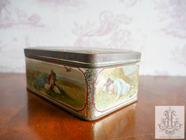 139. マザワッテ社の茶缶(英1900年頃)