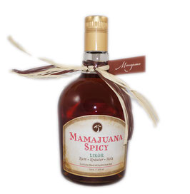 Mamajuana Spicy Likör / 700ml