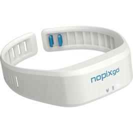 Nopixgo® Mückenschutzband / WEISS