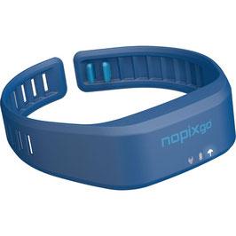 Nopixgo® Mückenschutzband / BLAU