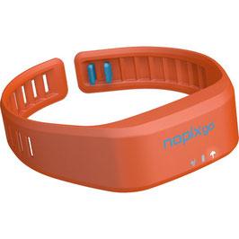 Nopixgo® Mückenschutzband / ORANGE