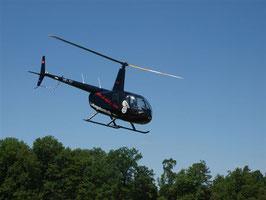 15 Min. Hubschrauberflug in Gruppe