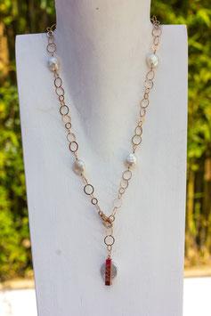 girocollo perle barocche