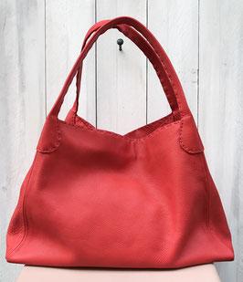 borsa Iris rosso geranio