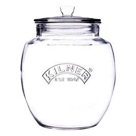 Glas 4L zur Aufbewahrung - Original von KILNER