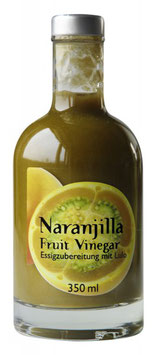 Fruit Vinegar Naranjilla