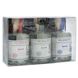 St.George Combo Gin Set, 3 x 20cl