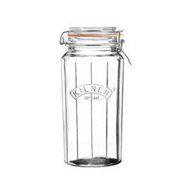 """Einmachglas """"facete"""" 1.8L - Original von KILNER"""