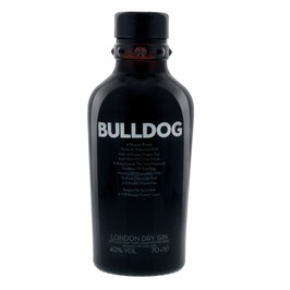 Bulldog London Dry Gin, 70cl