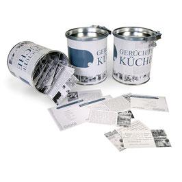 Gerüch(t)eküche - Rezepte in der Dose - TOPseller