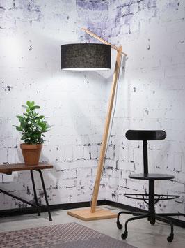 Stehleuchte Andes. Bambus - black. Good&Mojo von It's about RoMi.