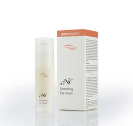 pure organic Smoothing Eye Cream