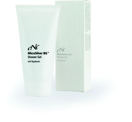 MicroSilver BG Shower Gel