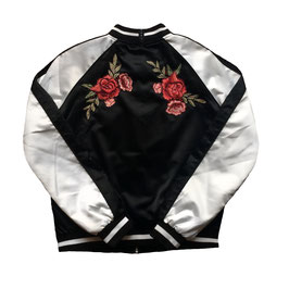 (SOLD OUT) 'ROSE' SOUVENIR JACKET
