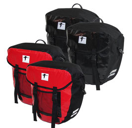 2x Red Loon Packtasche