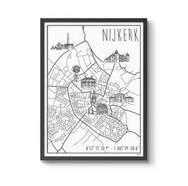 Poster Nijkerk