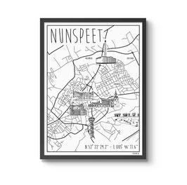 Poster Nunspeet
