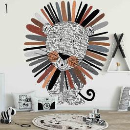 Wallpaper Leeuw