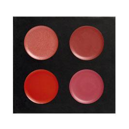 Backstage Lippenstift Palette 4er