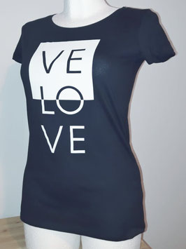 VELOVE Girly-Shirt