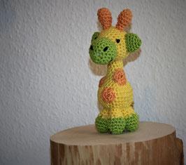 Gisela, die Giraffe