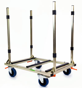 TS 500 Flexi Trolley mit Anlagegestänge