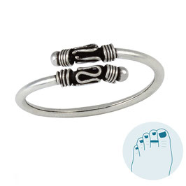 Silver Toe Ring Jess