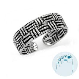 Silver Toe Ring Anya