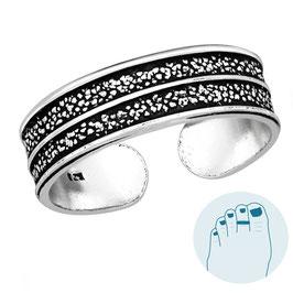 Silver Toe Ring Jean