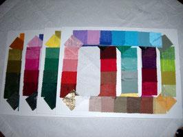Jahreszeiten Passepartout Set für Farbberater