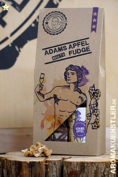 ADAMS APFEL meets FUDGE
