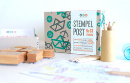 Stempel-Post No. 18 / Fehmarn