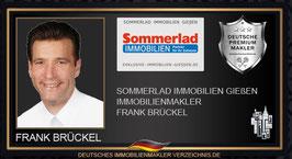 FRANK BRÜCKEL IMMOBILIENMAKLER GIEßEN MAKLEREMPFEHLUNG