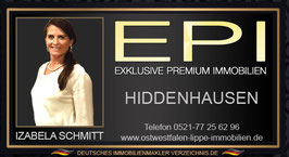 32120 HIDDENHAUSEN EPI IMMOBILIEN