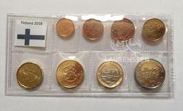 UNC set Finland 2018 (1 cent - 2 euro)