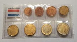 Opbergstrip voor het verpakken van een serie euromunten