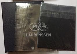 Hartberger bankbiljet album starterset map met (tussen) bladen