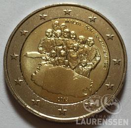 2 euro Malta 2013 UNC 'Zelfbestuur Malta'