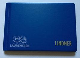 Lindner pocket muntalbum voor euromunten