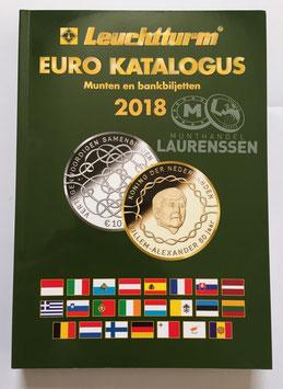Leuchtturm euro catalogus 2018 Nederlandstalig 600+ pagina's