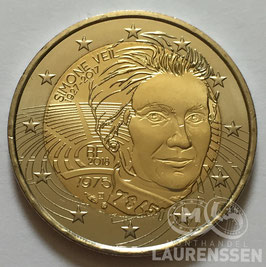 2 euro Frankrijk 2018 UNC 'Simone Veil'