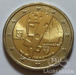 2 euro Portugal 2012 UNC 'Guimaraes'