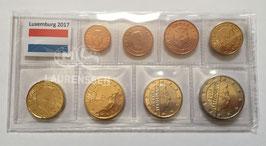 UNC set Luxemburg 2017 (1 cent - 2 euro)