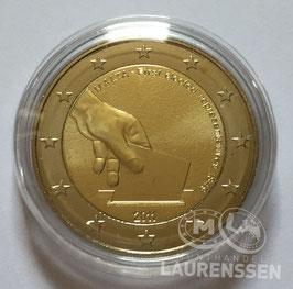 2 euro Malta 2011 BU 'Eerste verkiezing 1849' uit set