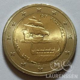 2 euro Portugal 2015 UNC 'Timor'