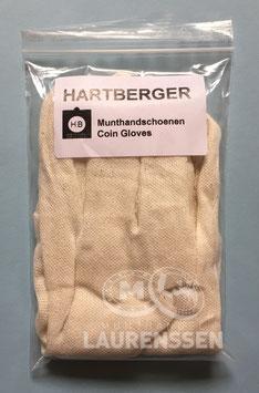 Hartberger 100% katoenen munthandschoenen