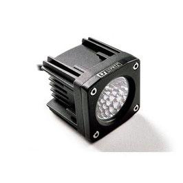LIGHTPARTZ® 10W UltraLux Arbeitsscheinwerfer 60° Flutlicht