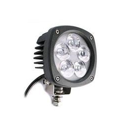 LIGHTPARTZ® 50WUltraLux Arbeitsscheinwerfer 60° Flutlicht