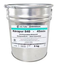 2K-Reaktionsklebstoff Körapur 840/45 Komponente A - 5 kg